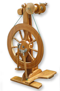 Majacraft Rose spinningwheel