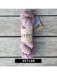 The croft shetland tweed  Heylor 754