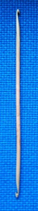 Dubbel kroknål 6mm