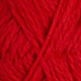 Vamsegarn färg V18, klarröd