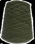 Frangipani garn till fiskartröjor färg  olive (olivgrön)