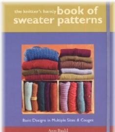 Knitters handy book of  sweater patterns
