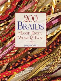 200 BRAIDS TO TWIST KNOT LOOP