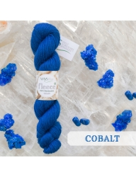 Wensleydale  DK Cobalt