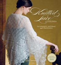 Knitted lace of Estonia, Nancy Bush