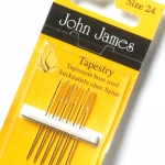 jj Tapestry needles