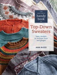 knitters handy topdown sweater