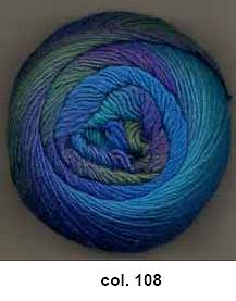 Mini Mochi Neptune Rainbow