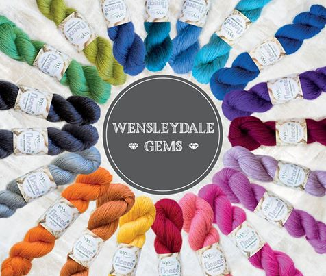 Wensleydale DK Gems collection