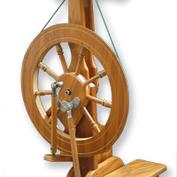 Majacraft Rose spinningwheel