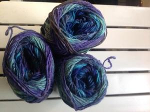 NORO silk garden 4-ply färg 373