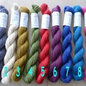 One hemp yarn col 6