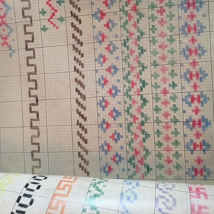A shetlander´s fair isle graph book