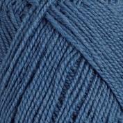 Gammelserie 2 tr  nr 438   gråblå
