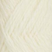 Vamsegarn färg V00 , blekt vit