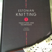 Estonian Knitting 1 Traditions and techniques, Äntligen här!