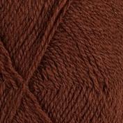 Röros lamullgarn  nr L34, brun