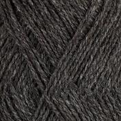 Röros lamullgarn  nr L14, antracitgrå