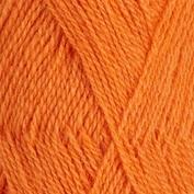 Röros lamullgarn  nr L62, orange