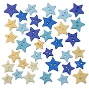Knappar: Stars evening sky