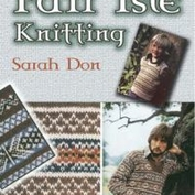 Fair isle knitting, Sarah Don