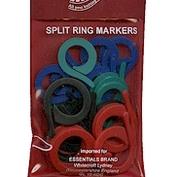 Essentials split ring markers