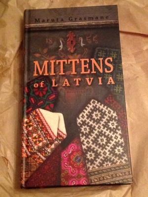 Mittens of Latvia ,vantar från Lettland i lager igen!