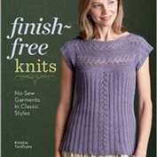 Finish free knits, sticka frdigt utan montering