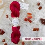 Wensleydale  DK Red jasper