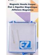 Magnetisk nålask- hjälper dig att hålla reda på dina nålar!