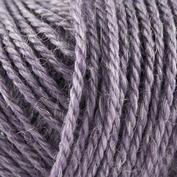 No.3 Organic Wool+Nettles nr 1107 ljus lila