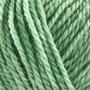 No.3 Organic Wool+Nettles nr 1114 ljus grön