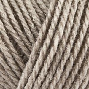 No.3 Organic Wool+Nettles nr 1117 sand