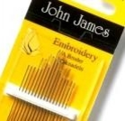 jj embroidery needles