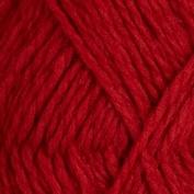 Vamsegarn färg 23 , julröd