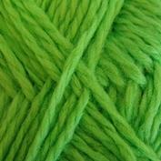 Vamsegarn färg 45 , knallgrön